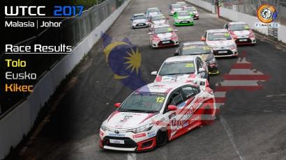 Tolo gana en Johor con la suerte de su lado